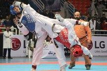 تکوندوکاران گیلانی در مسابقات قهرمانی کشور درخشیدند