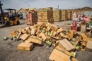 کشف ۳۷ میلیارد ریال کالای قاچاق توسط مرزبانی آذربایجانشرقی