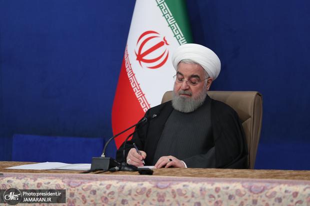 روحانی: هدف دولت تهیه، تامین و ساخت یک واکسن مطمئن است