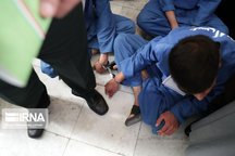 ۵۳ سارق در گنبدکاووس دستگیر شدند