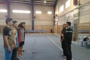 تیم تالو پاس ناجا در زنجان اردو زد