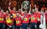 مدال طلا هندبال قهرمانی اروپا به اسپانیا رسید