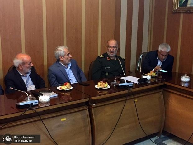 همایش نقش امام خمینی در دفاع مقدس