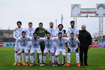 کمیته انضباطی فوتبال ملوانان را نقره داغ کرد