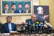 لاریجانی: ایران آمادهی همه نوع همکاری با دولت جدید لبنان است