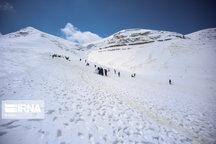 پیشبینی برف در خراسان رضوی