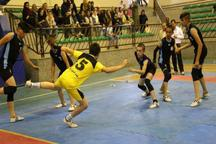 مسابقات کبدی قهرمانی جوانان کشور در سنندج آغاز شد