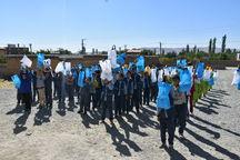 ٢۵٠٠ بسته نوشتافزار بین دانشآموزان آذربایجانغربی توزیع شد