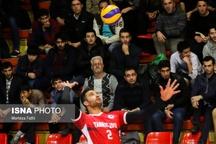 باختهای تیم والیبال شهرداری تبریز، تمامی ندارد
