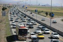 نزدیک به 771 هزار خودرو وارد گیلان شد