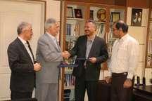 شرکت توزیع برق و دانشگاه کردستان تفاهم نامه همکاری امضا کردند
