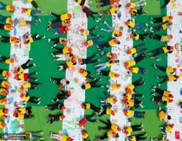 منتخب تصاویر امروز جهان- 19 فروردین 1400