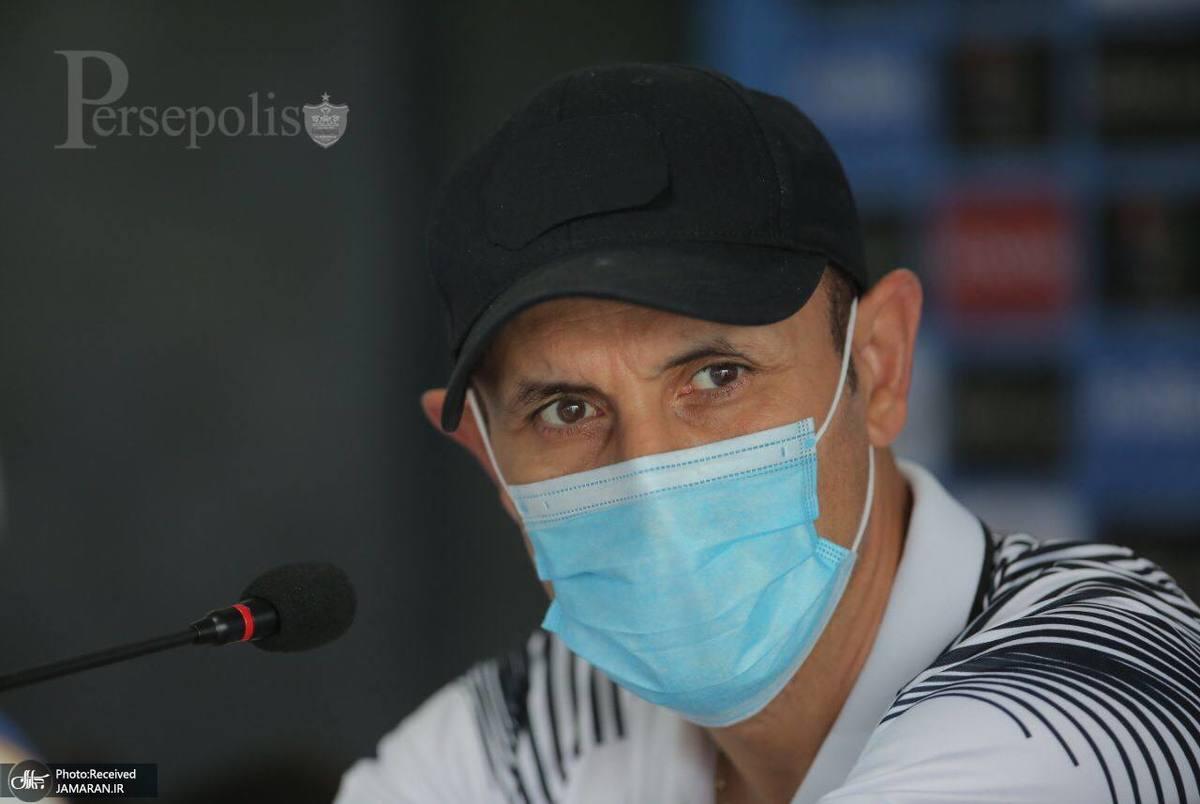 گل محمدی: تیم های دیگر از پرسپولیس می ترسند