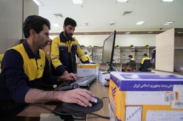 سرویس مرسولات پستی بومی در خوزستان آغاز بکار کرد