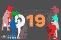 مروری بر اتفاقات سال 2019 در قالب تصویر