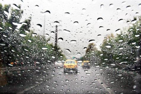 رکوردی که تهران در بارش باران زد + جدول