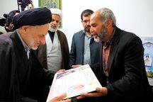 امام جمعه بیرجند با خانواده شهید باقی دیدار کرد