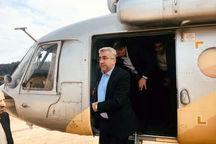 وزیر نیرو روند پیشرفت طرح انتقال آب بن به بروجن را بررسی کرد