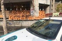پرونده تخلف برای 12 واحد میوه و خشکبار در مشهد تشکیل شد