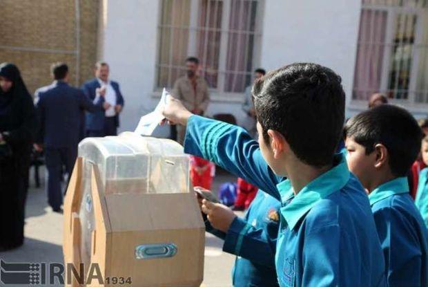 ۱۵۰ هزار پاکت ویژه جشن عاطفهها در مدارس قم توزیعشد
