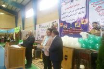 مجتمع ورزشی دانشگاه آزاد اسلامی شیروان افتتاح شد