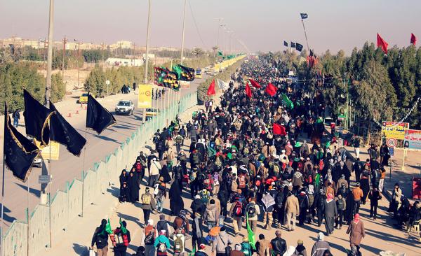 مرز بین المللی مهران اولویت نخست زائران اربعین حسینی