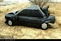 سانحه رانندگی در قزوین یک کشته به جا گذاشت
