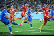 جدال نمایندگان خوزستان در هفته دوم لیگ برترفوتبال