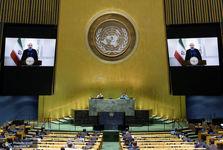 تصاویر/ اجلاس مجمع عمومی سازمان ملل زیر سایه سنگین کرونا