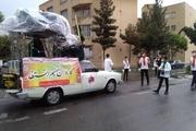۳۰۰ ویژه برنامه روز ۱۵ شعبان در یزد برگزار شد