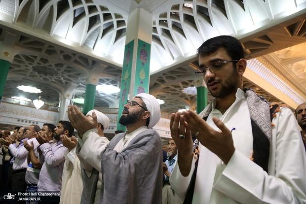 نماز جمعه و عید قربان در گلستان برگزار نخواهد شد