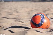 سرمربی تیم فوتبال ساحلی ملوان بندرگز معرفی شد