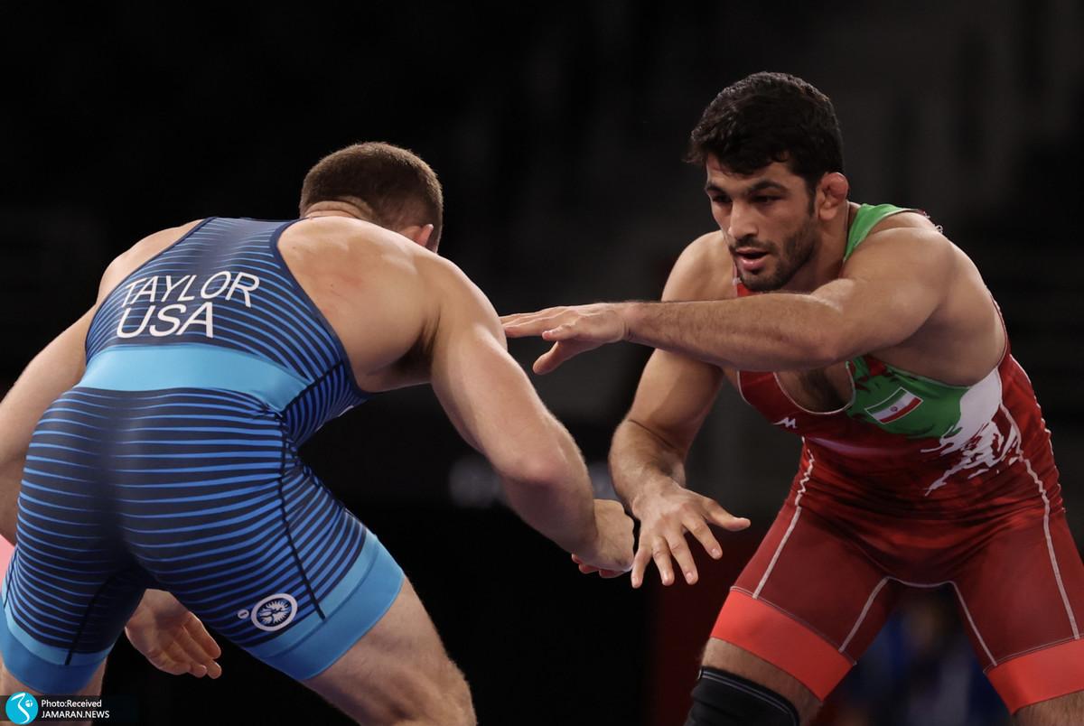 رنکینگ کشتیگیران المپیکی؛ تیلور جای حسن یزدانی را گرفت