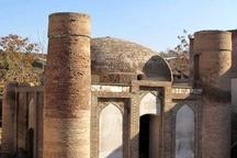 بازسازی بنای 900 ساله در تبریز