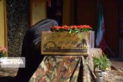 برگزاری همایش مدافعان حرم و میزبانی از یک شهید گمنام در ملایر