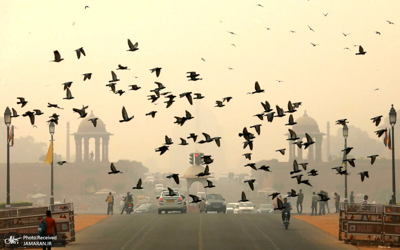 منتخب تصاویر امروز جهان- 11 آبان1