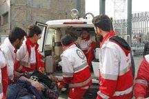 799 نفر از خدمات امداد و نجات هلال احمر مرکزی بهره مند شدند