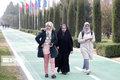 دانشجویان خارجی دانشگاه فردوسی به کشورشان بازگردند