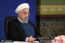 تسلیت روحانی در پی حادثه واژگونی اتوبوس خبرنگاران و درگذشت دو خبرنگار