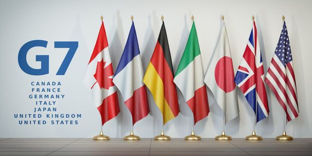 اعضای گروه هفت در مورد ایران مذاکره می کنند