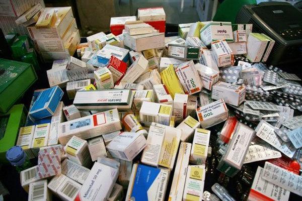 کشف 37 هزار قلم داروی غیر مجاز در بندرعباس
