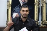 رضا دهقانی با پرسپولیس قرارداد بست+ عکس