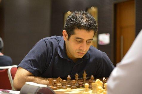 قهرمانی احسان قائممقامی در مسابقات شطرنج جام پایتخت