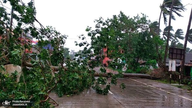 توفان «آمفان»