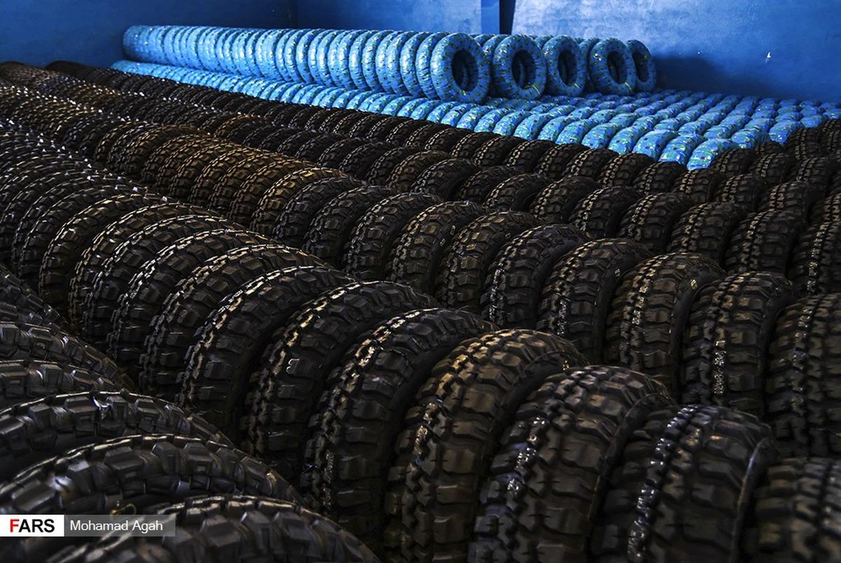 منتظر افزایش قیمت تایر باشید/ تولیدکنندگان خواستار افزایش قیمت 15 درصدی لاستیک هستند