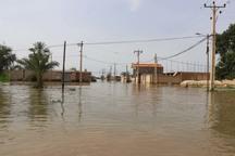 سیلاب 50 میلیارد ریال به تاسیسات آب شهر گوریه خسارت زد
