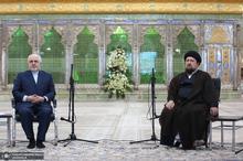سید حسن خمینی: ظلم به ظریف، ظلم به نگاه کارشناسی در دستگاه سیاست خارجی است