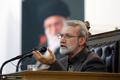 لاریجانی: توهین به پیامبر اسلام، خط قرمز مسلمانان است