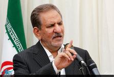 جهانگیری: شکستهای سیاسی آمریکا میتواند به شکست سیاست اقتصادی علیه ایران منجر شود