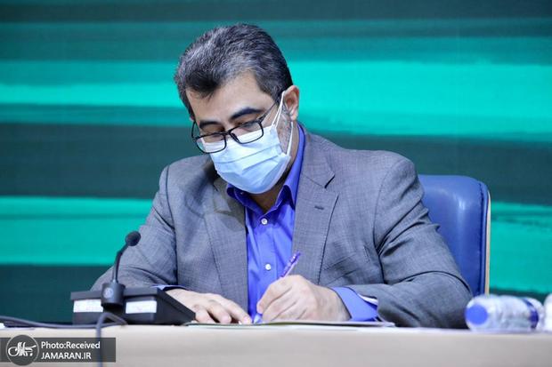 نامه معاون وزیر کشور به وزیر بهداشت در مورد طرح تحول مقابله با کرونا